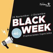 Todo el mundo habla del #BlackFriday pero nosotros nos hemos venido arriba y tenemos la #BlackWeek 🎁👶 ⠀ Durante la última semana de noviembre nuestra web estará más generosa que nunca así que aprovéchate😍 ⠀ 📲 https://bit.ly/34C8hQi ⠀  #LaNanitaFamily #Baby #Regalo #TiendaOnline #TiendaBebés #OnlineShop #Papis #Mamis