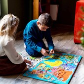 ¿Lo mejor de la vida? Viajar🌍💙  Aprender jugando con las piezas de este puzzle magnético hecho de madera de @janod_espana ✈  #alananitanana #tiendaonline #puericultura #españa #mamaprimeriza #instababy #instamom #instadad #maternidad #paternidad #babiesofinstagram #embarazo #janod #educativo #aprendizaje #educacioninfantil #janodtoys #atlasmundial #discover