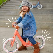 Para los y las peques más aventureras, la bicicleta Rapid de @kinderkraftofficial es la mejor elección🚲🐠  🔸Rápida, ligera y super bonita. 🔸Sin pedales para desarrollar el sentido del equilibrio. 🔸3 colores disponibles. 🔸Ruedas inflables.  🍊Por 64€🍊  #alananitanana #tiendaonline #puericultura #españa #mamaprimeriza #instababy #instamom #instadad #maternidad #paternidad #babiesofinstagram #embarazo #Kinderkraft #easywithkids #kinderkraftrapid #juegos #montessori #primavera