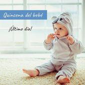 ¡Último día de descuentos y promociones en A la Nanita Nana! 🥰 Os dejamos el link en la biografía del perfil 😊 #quincenadelbebé #baby #descuentosbebé #bebé #LaNanitaFamily