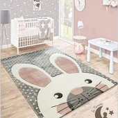 🇪🇸 No nos puede gustar más la combinación del gris y el rosa en la habitación de nuestras babys con la Alfombra Kinder 🐰💖 - - 🇵🇹 Não podemos mais gostar da combinação de cinza e rosa em nosso quarto de bebês com o Kinder Rug 🐰💖 - - 🏴󠁧󠁢󠁥󠁮󠁧󠁿 We can no longer like the combination of gray and pink in a room of our babies with Kinder Rug 🐰💖 - - #lananitafamily #alananitanana_ #babygirl #bebes #quartoinfantilmenina #universalxxi #alfombras #rugs #alfombrasinfantiles #pink #babyroom #decoracioninfantil