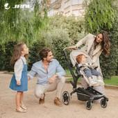 No hay nada como poder disfrutar de un paseo junto a tu bebé 🚶♀️  Por eso, queremos presentate a Rider, el coche tope de gama del catálogo de @janeproducts ✨  La ligereza que proporciona el aluminio unido a la geometría equilibrada y a sus ruedas posteriores de gran diámetro, lo hacen ágil, cómodo y fácil de conducir ⚙  La silla para el paseo es reversible, puede ser acoplada sobre el chasis en dos posiciones distintas 🔁  ¿Cómo te gusta más que vaya tu bebé? ¿Mirando hacia ti o mirando hacia la calle? 👀  #alananitanana #tiendaonline #puericultura #españa #mamaprimeriza #instababy #instamom #instadad #maternidad #paternidad #babiesofinstagram #janeproducts #jane